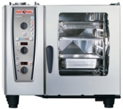 ПАРОКОНВЕКТОМАТ RATIONAL COMBI MASTER 61 PLUS